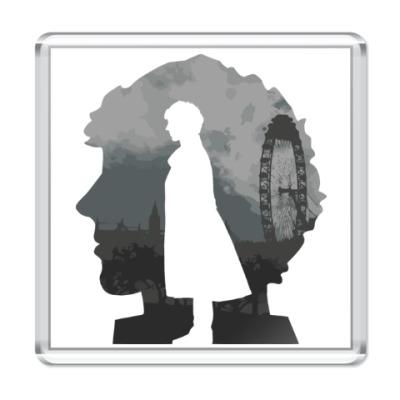 Магнит Sherlock city