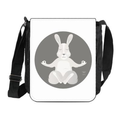 Сумка на плечо (мини-планшет)  Animal Zen: R is for Rabbit