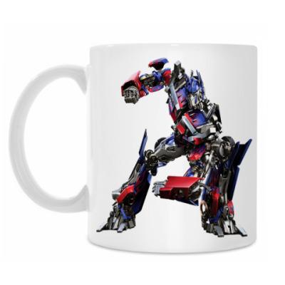 Кружка Transformers