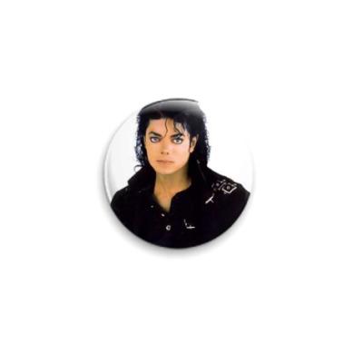 Значок 25мм Michael!!!