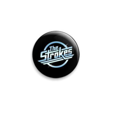 Значок 25мм  The Strokes 25 мм