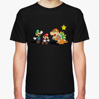 Футболка Super Mario, Luigi, Bowser / Супер Мари, Луиджи