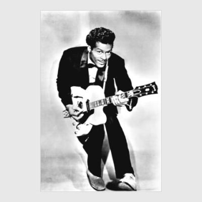 Постер Chuck Berry Чак Берри