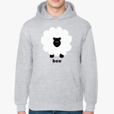 Толстовка худи Овца