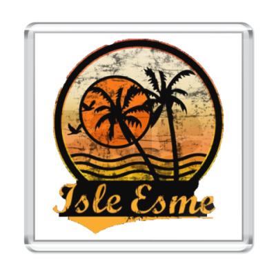 Магнит Isle Esme, остров Эсме