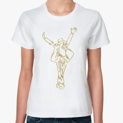 Классическая футболка MJJ Gold