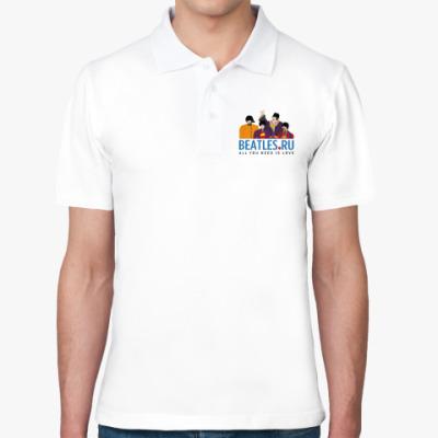 Рубашка поло Рубашка поло Beatles.ru (муж)