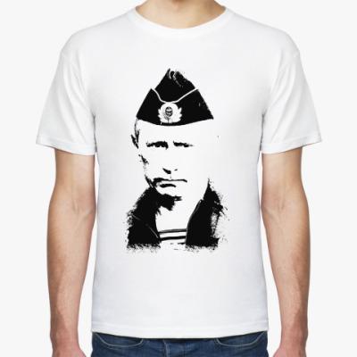 Футболка Путин и Армия