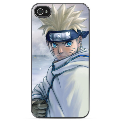 Чехол для iPhone Наруто (Naruto)