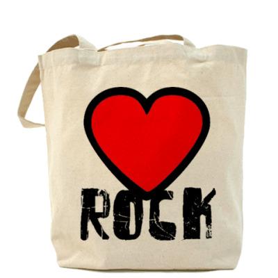 Сумка Холщовая сумка <Rock!>