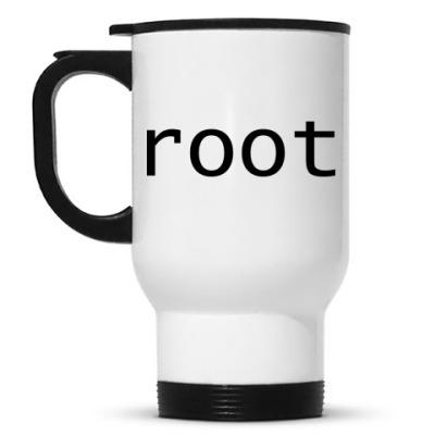 Кружка-термос root