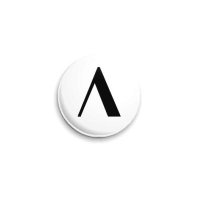 Значок 25мм Лого Луркоморья