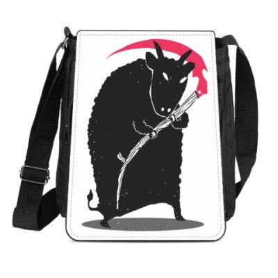 Сумка-планшет Мрачный убийца
