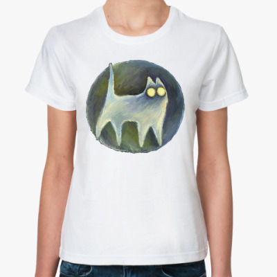 Классическая футболка 'Который рядом'