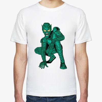 Футболка Зелёный Гоблин / Green Goblin