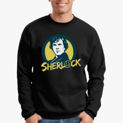 Свитшот Sherlock Holmes  (TV series)