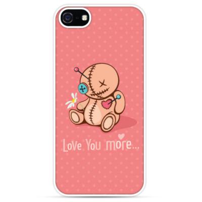 Чехол для iPhone Love you more