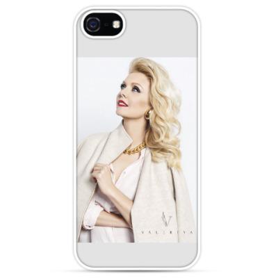 Чехол для iPhone Валерия (iPhone 5/5s)