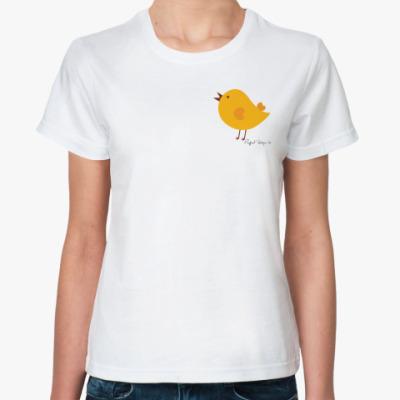 Классическая футболка Цыпа
