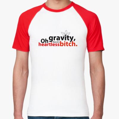 Футболка реглан  OhGravity