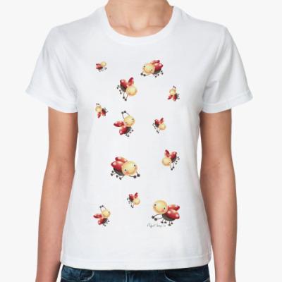 Классическая футболка Коровки