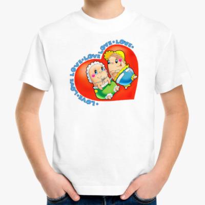 Детская футболка КАРАПУЗЫ