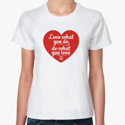 Классическая футболка Scrapbooking. Скрапбукинг.