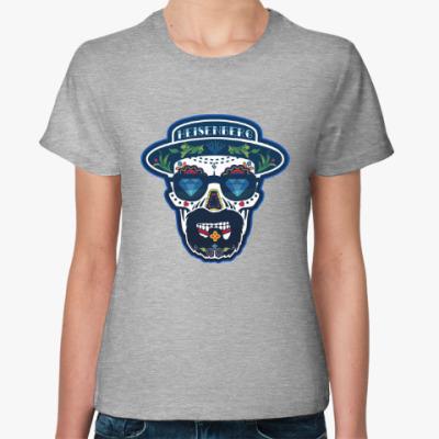 Женская футболка Color Heisenberg