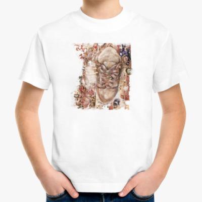 Детская футболка 'Кед'