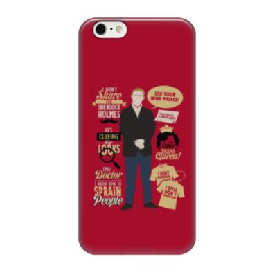 Чехол для iPhone 6/6s Dr John H. Watson