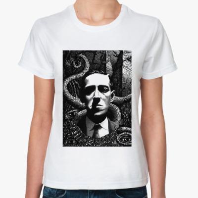 Классическая футболка Говард Филлипс Лавкрафт