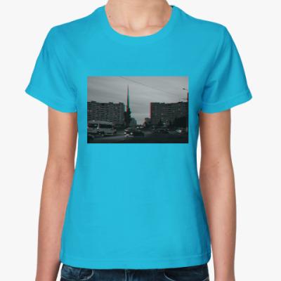 Женская футболка Северодвинск