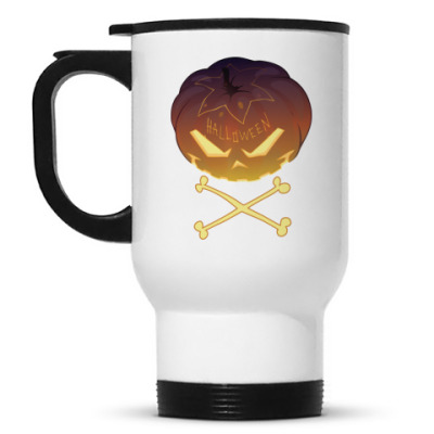 Кружка-термос Halloween