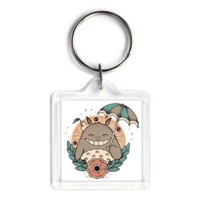 Брелок Smile Totoro
