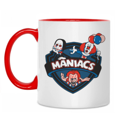Кружка Maniacs