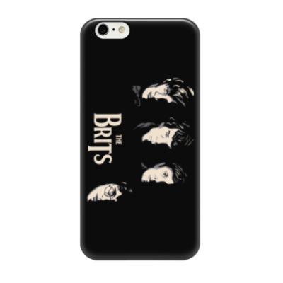 Чехол для iPhone 6/6s Британцы