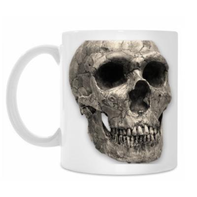 Кружка Чаша-череп `Голова Тугарина`