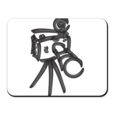 Коврик для мыши  фотограф