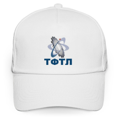 Кепка бейсболка Кепка бейсболка (белая) ТФТЛ