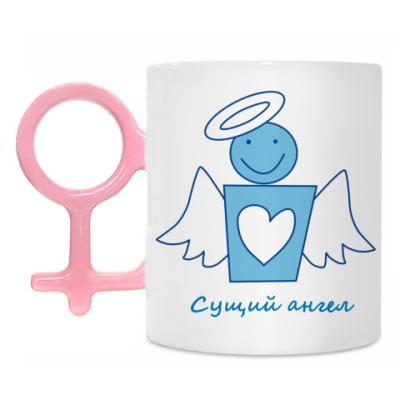 Кружка Ангел