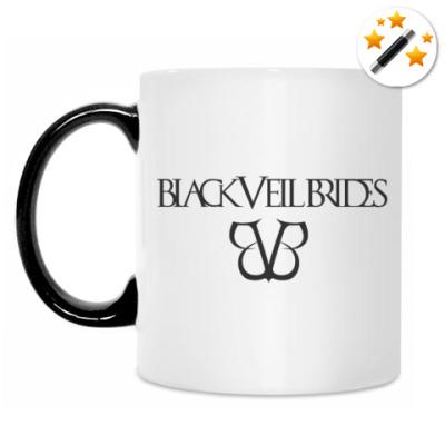 Кружка-хамелеон Black Veil Brides