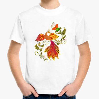 Детская футболка Жар-птица