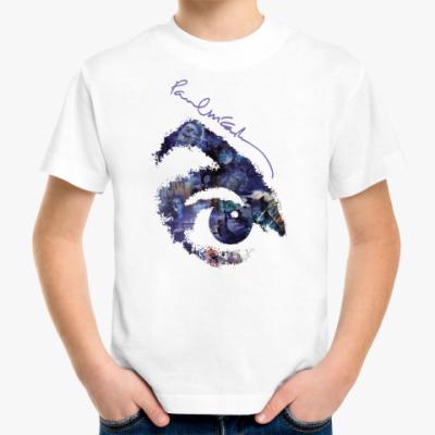 Детская футболка  Маккартни (детс)