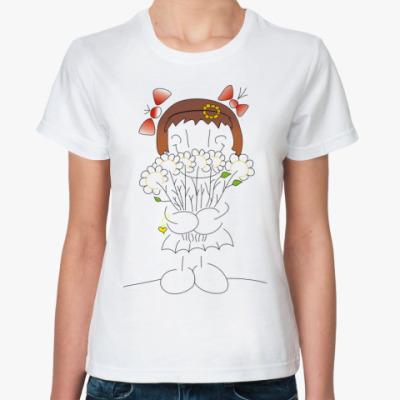 Классическая футболка 'St.Valentay'