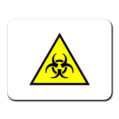 Коврик для мыши Коврик Biohazard