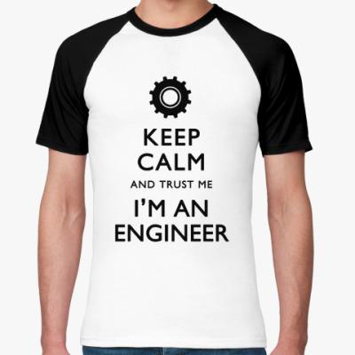 Футболка реглан For real Engineer