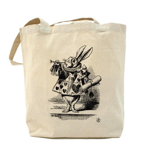 Холщовая сумка с вышивкой