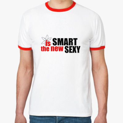 Футболка Ringer-T  SmartNewSexy