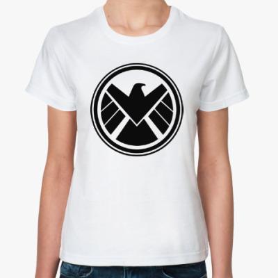 Классическая футболка S.H.I.E.L.D.