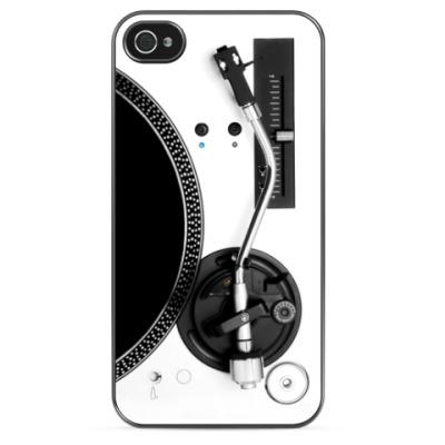 Чехол для iPhone DJ